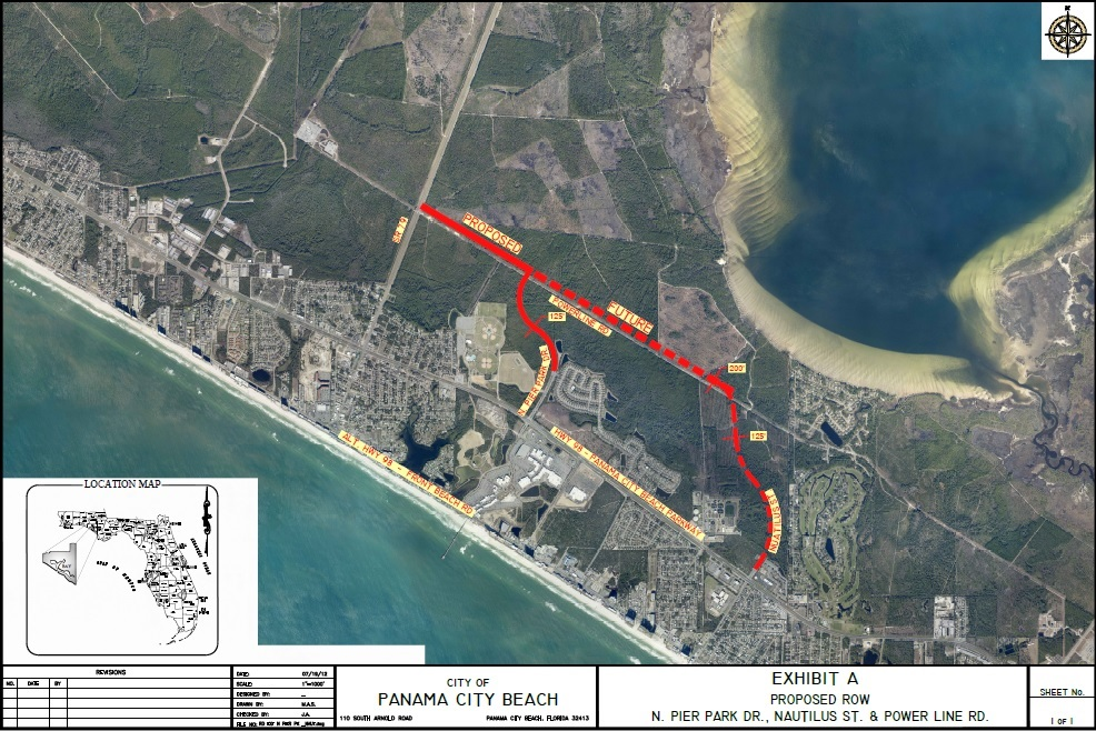 Panama City Beach awards Loop Road contract