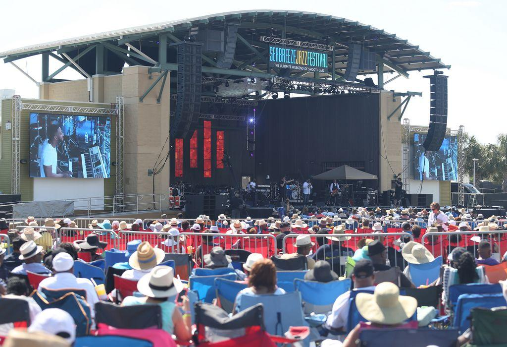 Economic groove: Jazz fest bridges gap between Spring Break, summer