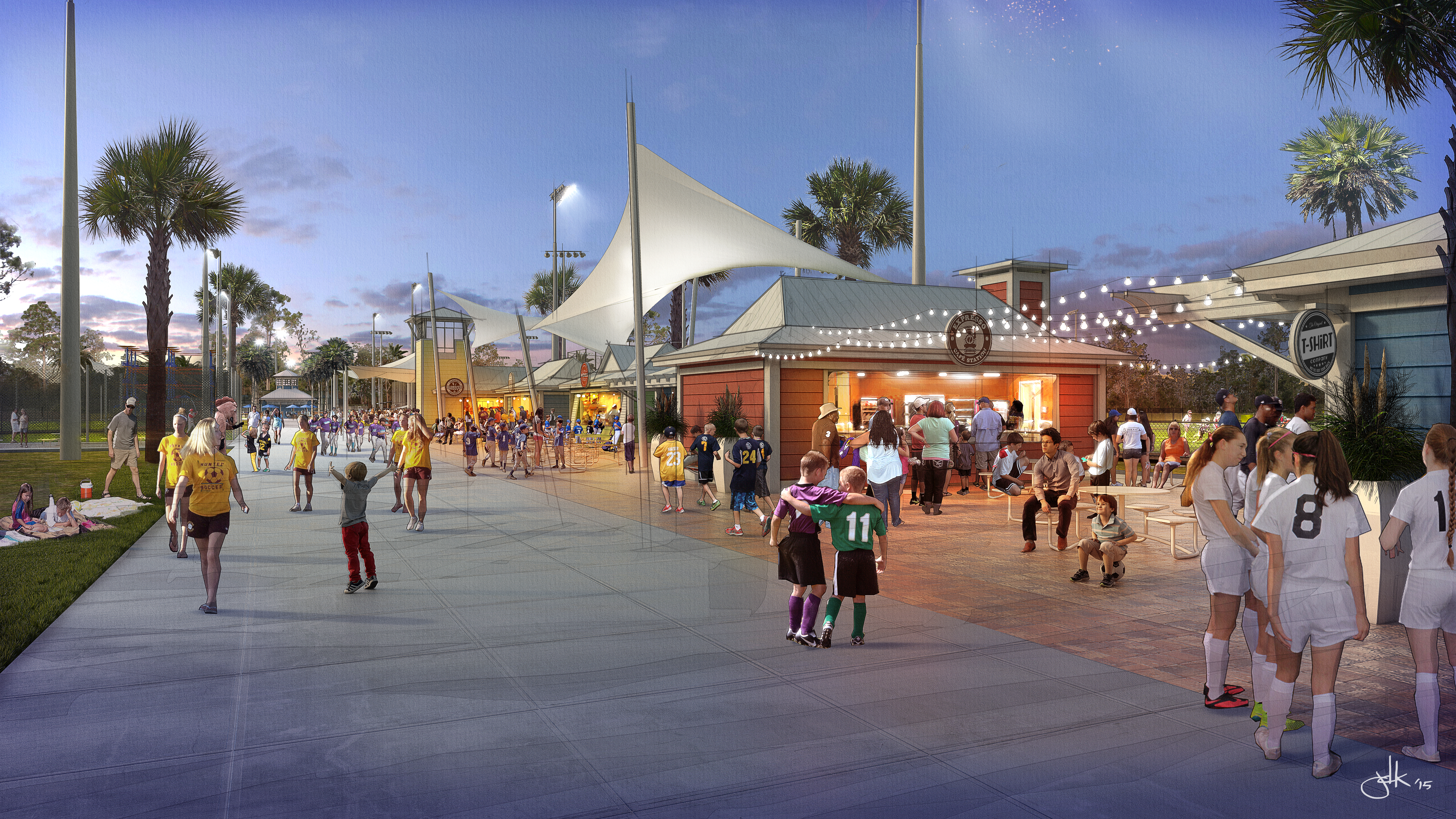 YEAR IN REVIEW NO. 5: PCB sports park on schedule