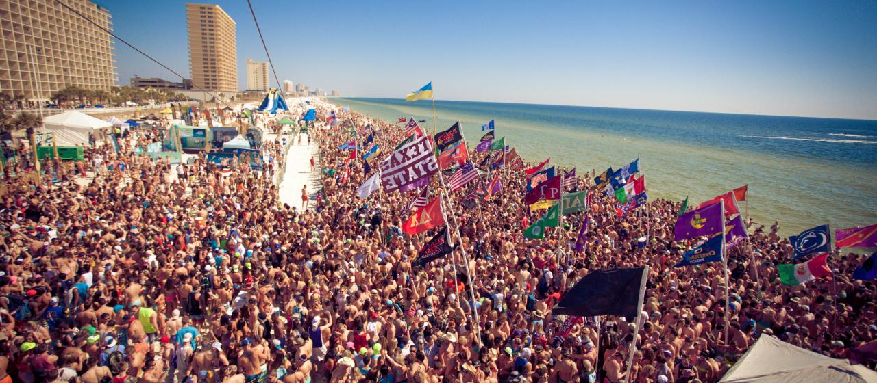 EMTs: PCB Spring Break had become 'unmanageable'