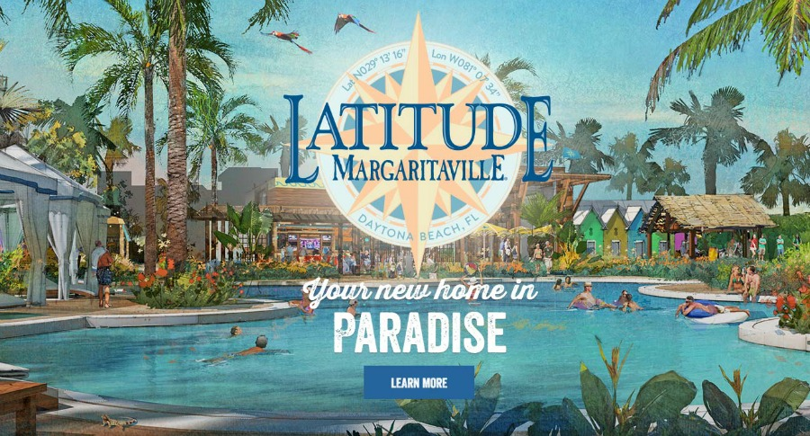 St. Joe, Jimmy Buffett's Margaritaville team for 55+ community