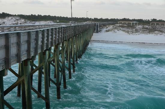 St. Andrews State Park pier reopens