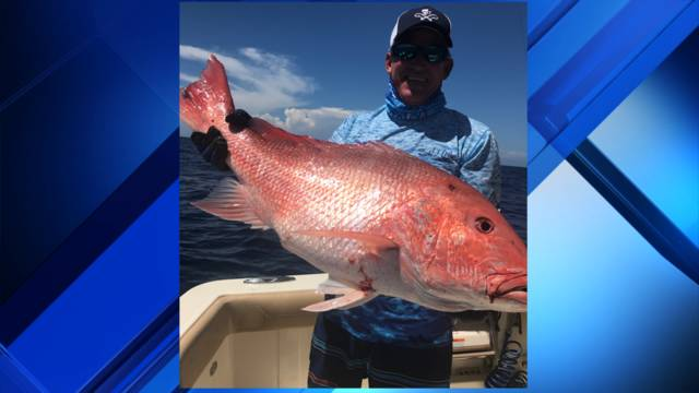 Red snapper opens today