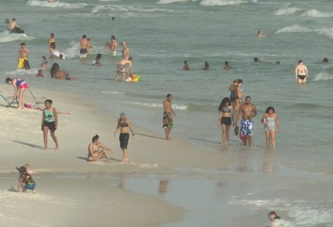 Panama City Beach sees record-breaking tourism numbers, officials say